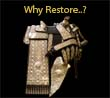 Why Restore your Silver Saddles...